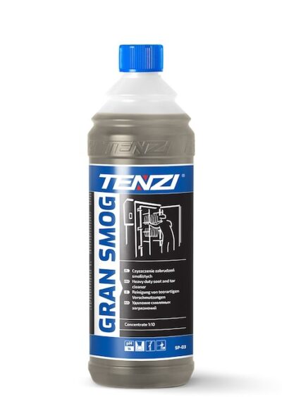 Grill and oven cleaner