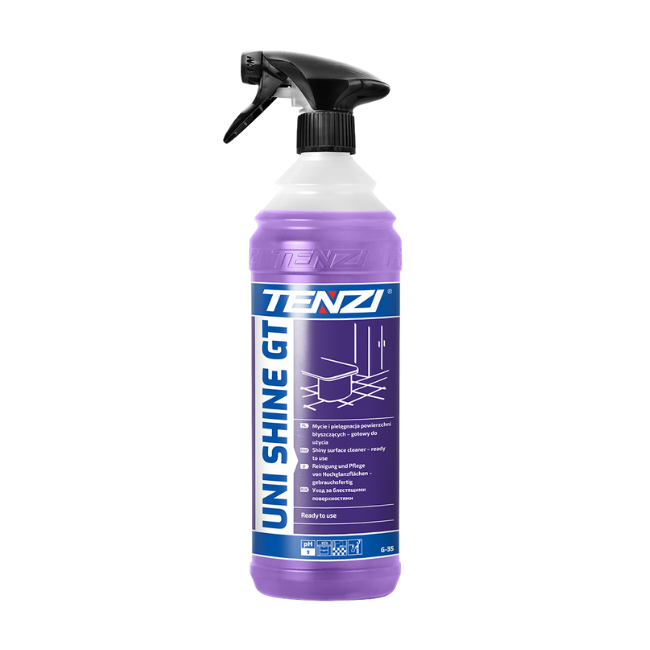 universal clean tenzi Cleaning and nurturing with polishing