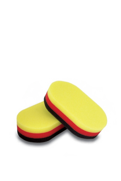 Dual Action Sponge Buffing Pad Pack of 2png Tenzi UK Cleaning products