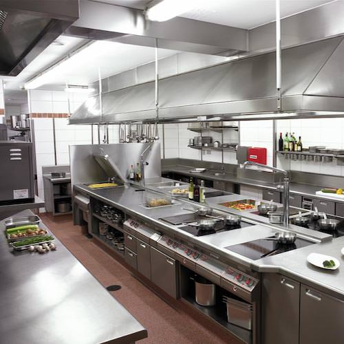 GASTRO LINE Kitchens, restaurants any surface and any equipments,