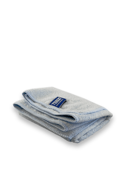 Microfibre cloth 250 gsm – blue Tenzi UK Cleaning products