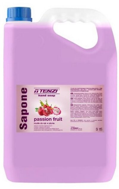 Liquid soap for hands and body with pleasant exotic aroma