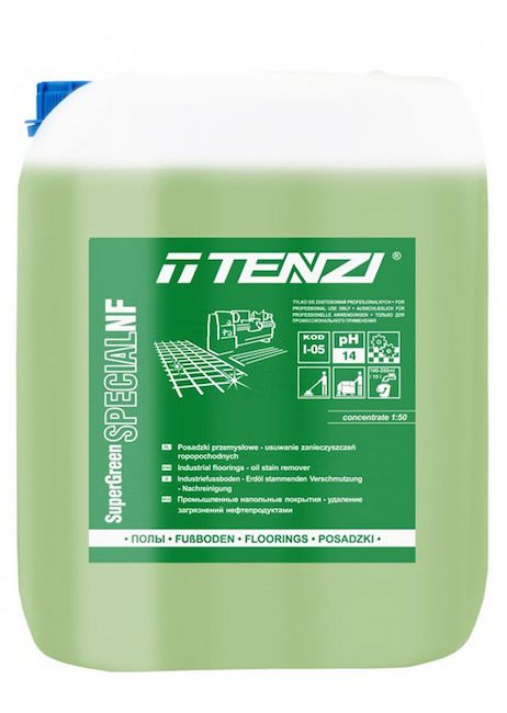 SuperGreen Specjal NF 20L Tenzi UK Cleaning products