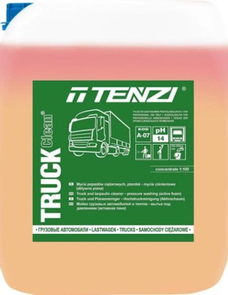 Truck Clean 10L Tenzi UK Cleaning products