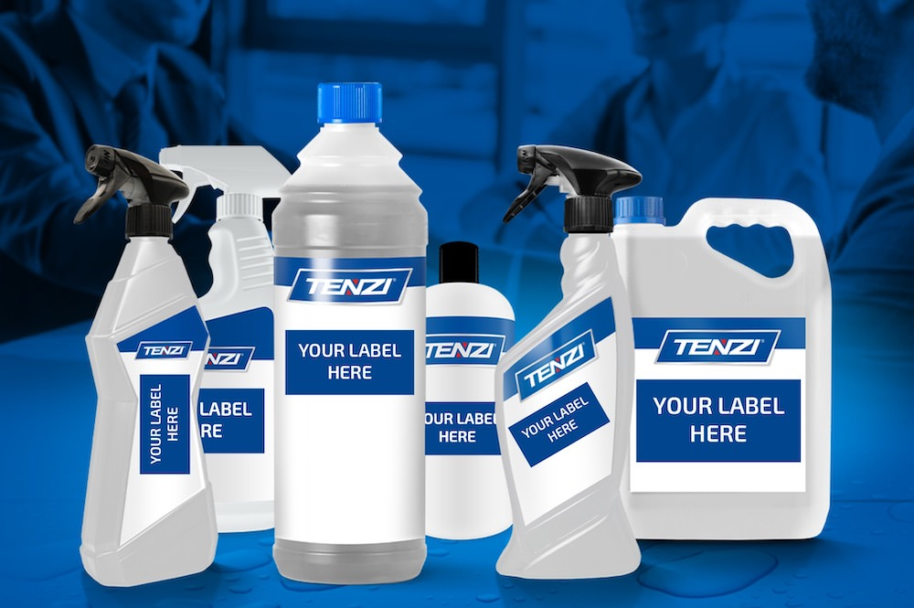 white label cleaning products for your company
