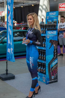 InterCars 10 Tenzi UK Cleaning products