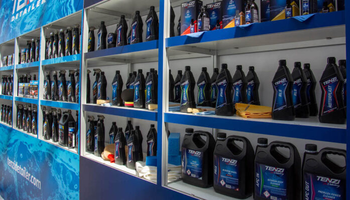 InterCars 6 Tenzi UK Cleaning products